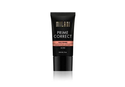 Milani Prime Correct Diffusing and Pore Minimizing Face Primer Medium/Dark