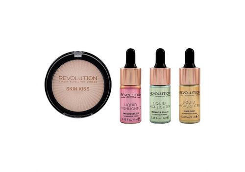 Makeup Revolution Dazzling Lights Collection