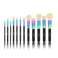 Boozyshop 12 pc. Prism Makeup Brush Set