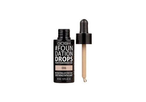 Gosh Foundation Drops Tawny