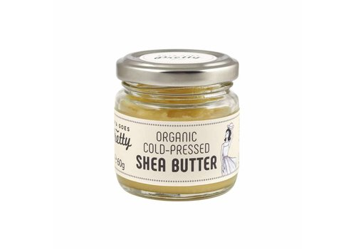 Zoya Goes Pretty Shea Butter Cold Pressed and Organic 60 gr.