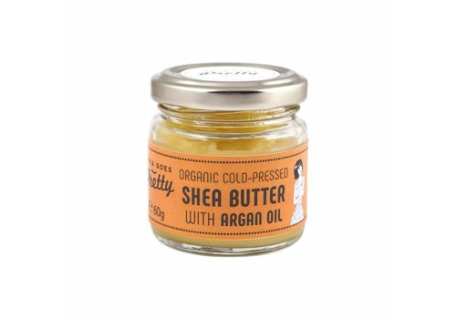 Zoya Goes Pretty Shea and Argan Butter Cold Pressed and Organic 60 gr.