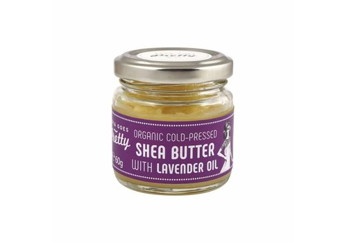 Zoya Goes Pretty Shea and Lavender Butter Cold Pressed and Organic 60 gr.