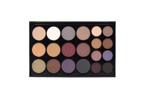 Crown Brush Pro Eyeshadow Smoke Collection
