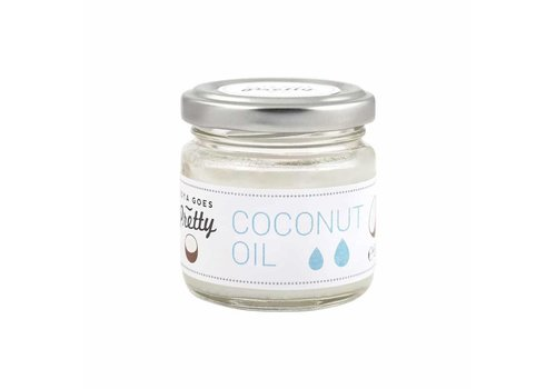 Zoya Goes Pretty Coconut Oil Cold Pressed and Organic 60 gr.
