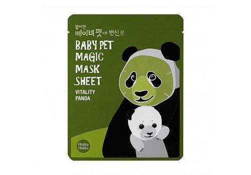 Holika Holika Baby Pet Magic Mask Sheet Panda