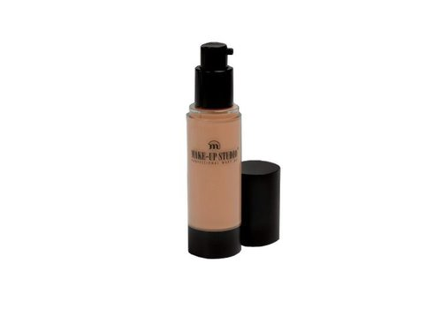 Makeup Studio Fluid Make-up No Transfer Oriental Olive