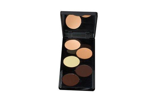 Makeup Studio Shaping Box Powder Dark