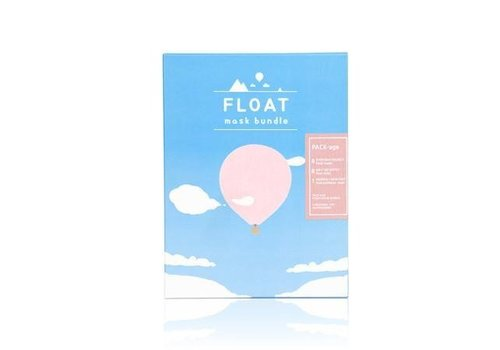 Package Float Mask Bundle Pack (17 Ut)