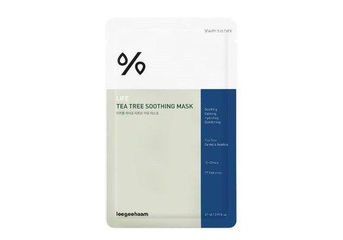 Leegeehaam Tea Tree Soothing Mask
