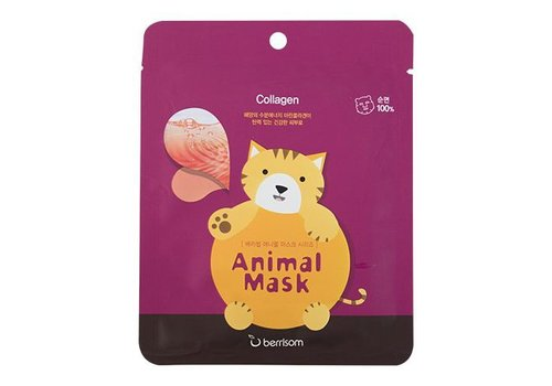 Berrisom Animal Mask Cat