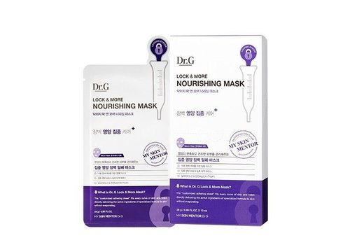Dr. G Lock and More Nourishing Mask