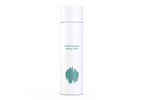 E-Nature Squeeze green watery toner