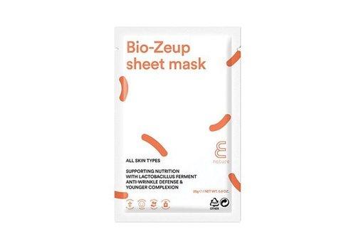 E-Nature Bio-Zeup sheet mask