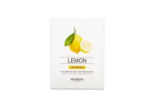 Skinfood Beauty in a Food Mask Lemon
