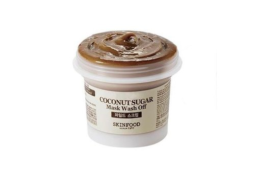 Skinfood Coconut Sugar Mask Wash Off