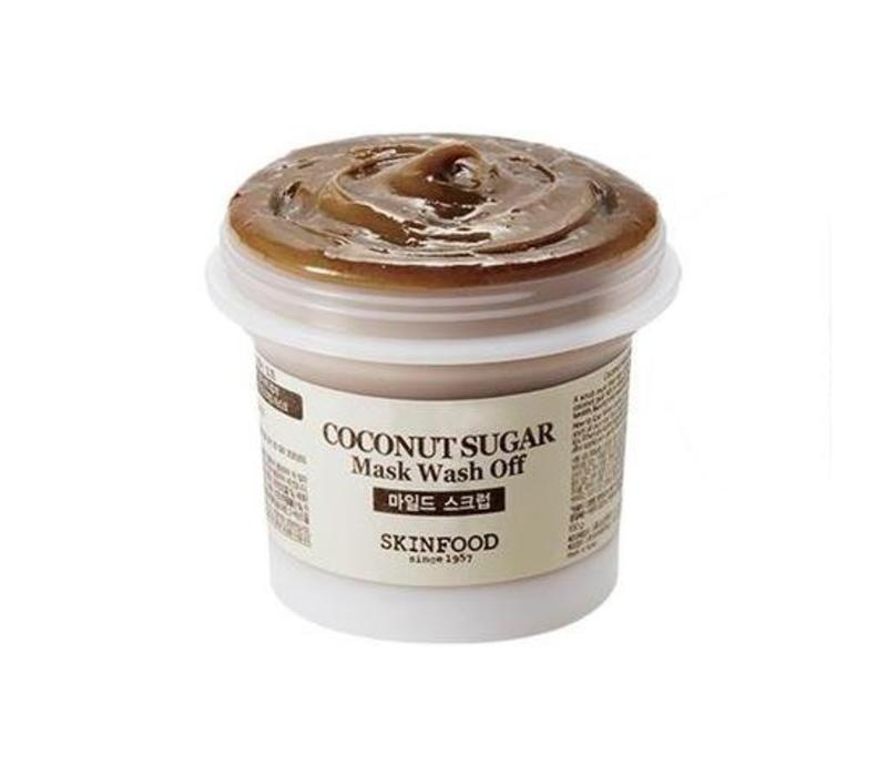 Skinfood Coconut Sugar Mask Wash Off