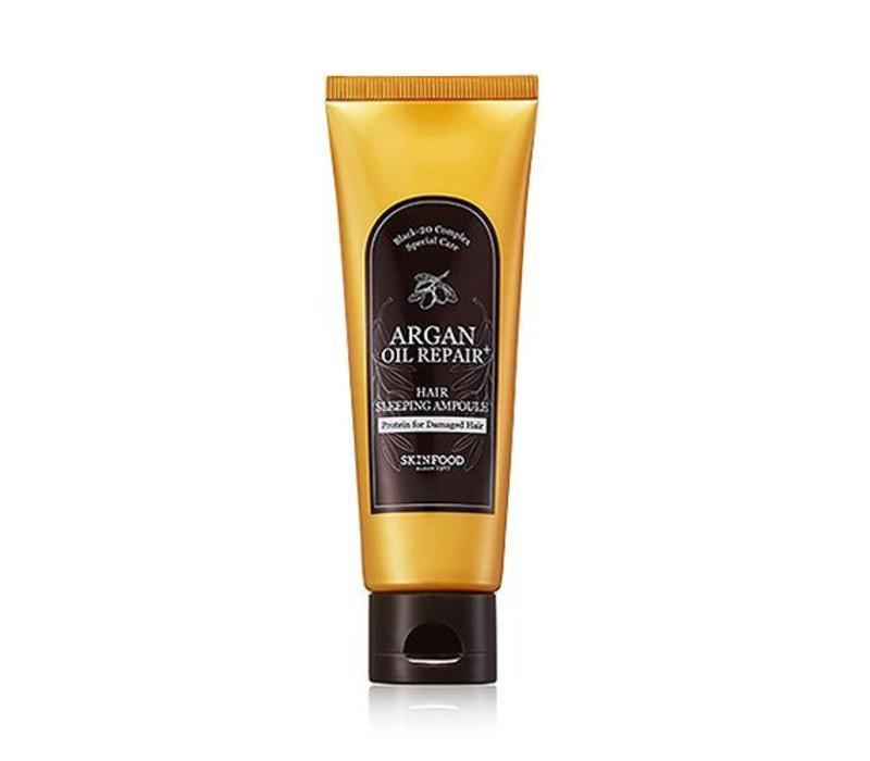 Skinfood Argan Oil Repair Hair Sleeping Ampoule