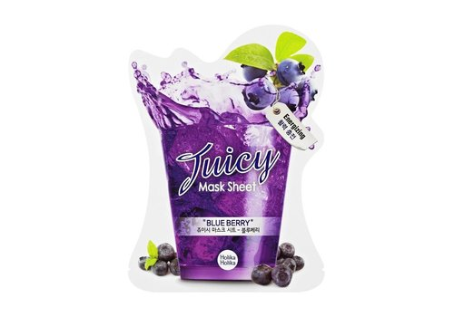 Holika Holika Blueberry Juicy Mask Sheet