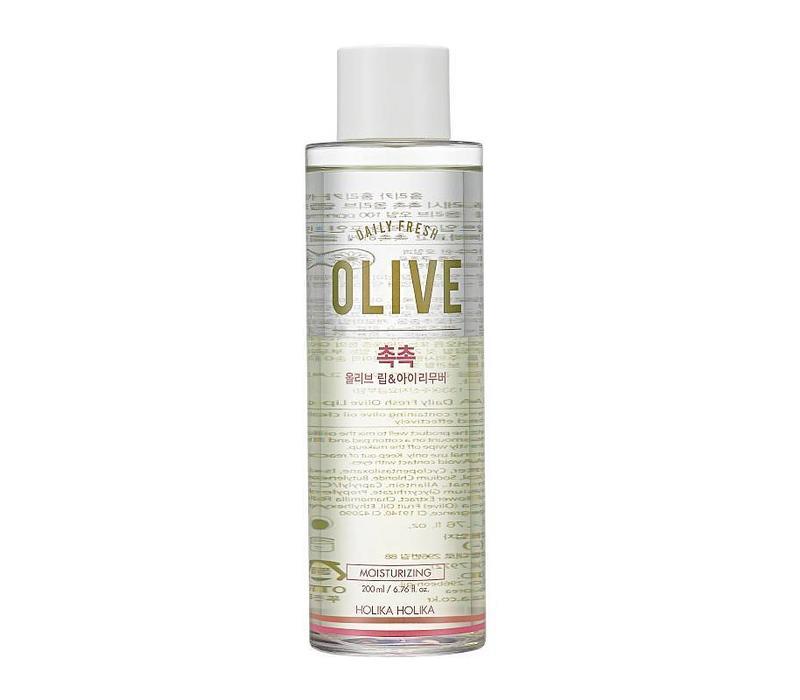 Holika Holika Daily Fresh Olive Lip & Eye Remover 200 ml