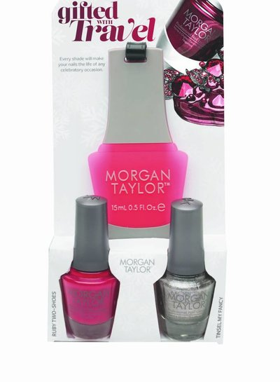 MORGAN TAYLOR 51271 GIFTED WITH TRAVEL