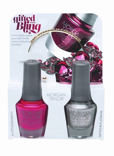 MORGAN TAYLOR 51272 GIFTED WITH BLING