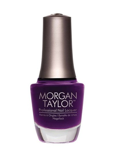 MORGAN TAYLOR 50184 PLUM TUCKERED OUT