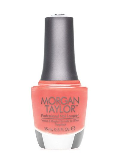 MORGAN TAYLOR 50024 CANDY COATED CORAL