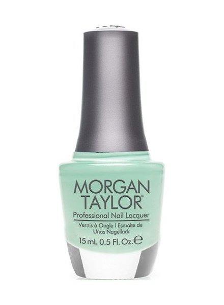 MORGAN TAYLOR MINT CHOCOLATE CHIP