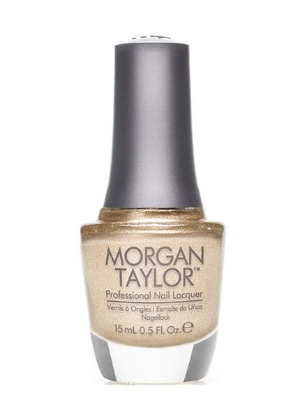MORGAN TAYLOR GIVE ME GOLD