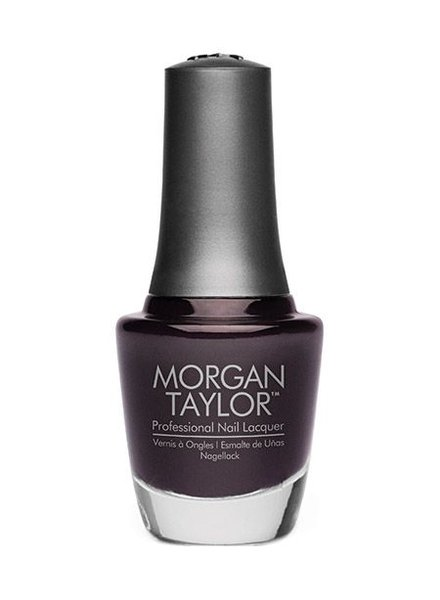 MORGAN TAYLOR ROYAL APPLIQUE