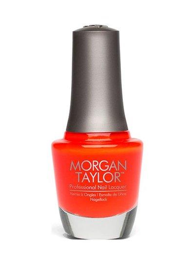 MORGAN TAYLOR 50135 ORANGE CRUSH