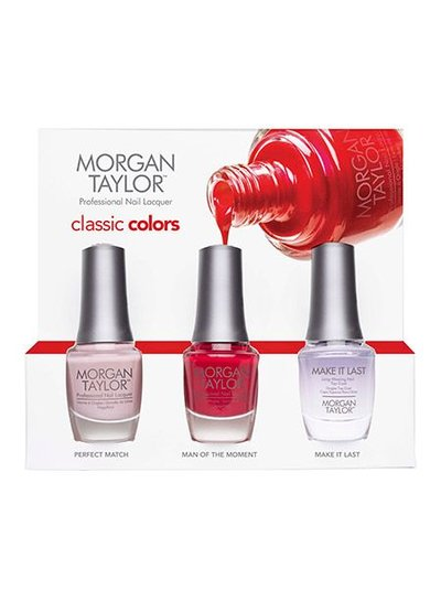 MORGAN TAYLOR 51203 3PC CLASSIC COLORS