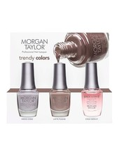 MORGAN TAYLOR 3PC TRENDY COLORS