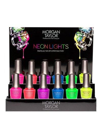 MORGAN TAYLOR 51228 12PC NEON LIGHTS DISPLAY