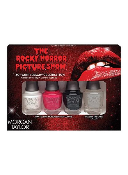 MORGAN TAYLOR 4PC ROCKY HORROR HALLOWEEN