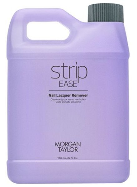 MORGAN TAYLOR STRIP EASE- LACQUER REMOVER 960ml