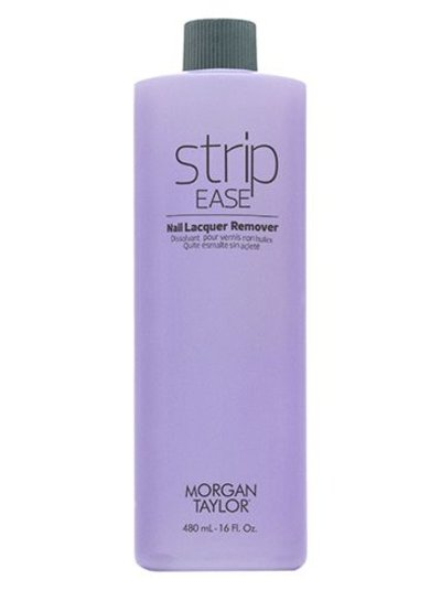 MORGAN TAYLOR 51021 STRIP EASE- LACQUER REMOVER 480ml
