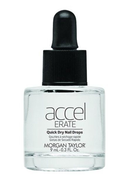 MORGAN TAYLOR ACCELERATE- QUICK DRY DROPS 9ml