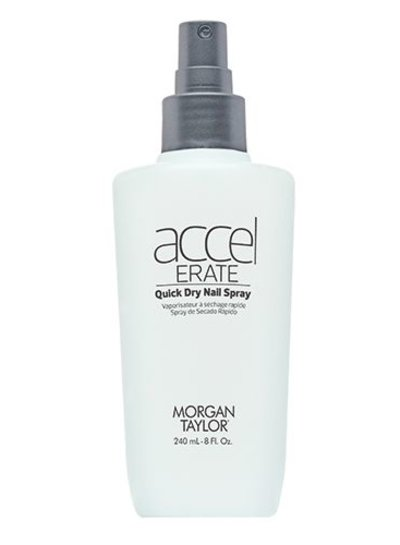 MORGAN TAYLOR 51013 ACCELERATE- QUICK DRY SPRAY 240ml