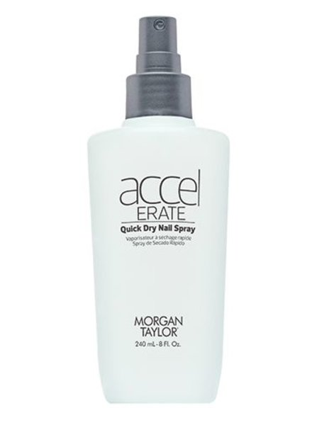 MORGAN TAYLOR ACCELERATE- QUICK DRY SPRAY 240ml