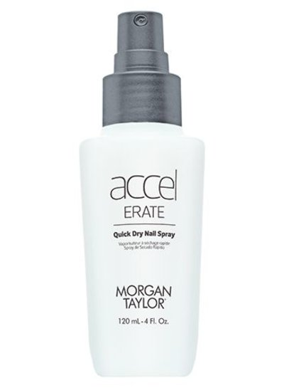 MORGAN TAYLOR 51012 ACCELERATE- QUICK DRY SPRAY 120ml