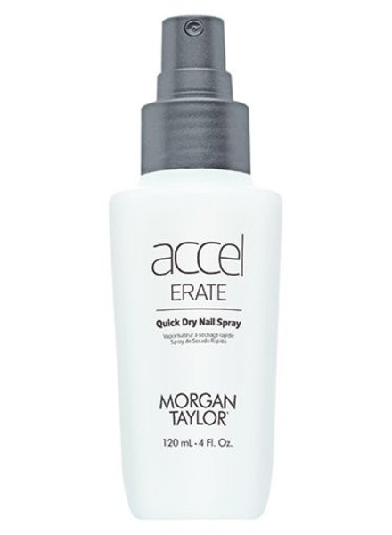 MORGAN TAYLOR ACCELERATE- QUICK DRY SPRAY 120ml