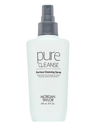 MORGAN TAYLOR 51011 PURE CLEANSE- NAIL CLEANSING SPRAY 240ml