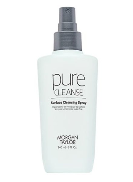 MORGAN TAYLOR PURE CLEANSE- NAIL CLEANSING SPRAY 240ml