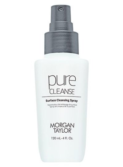 MORGAN TAYLOR 51010 PURE CLEANSE- NAIL CLEANSING SPRAY 120ml