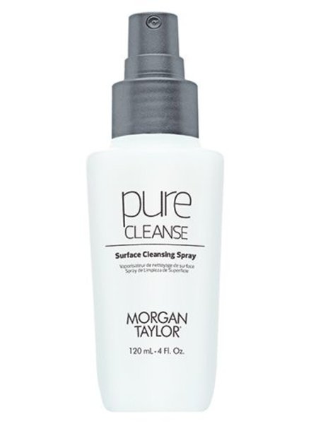 MORGAN TAYLOR PURE CLEANSE- NAIL CLEANSING SPRAY 120ml