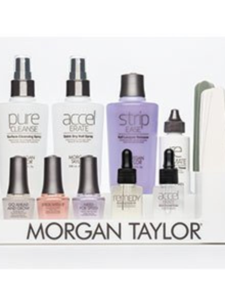 MORGAN TAYLOR STYLIST STATION