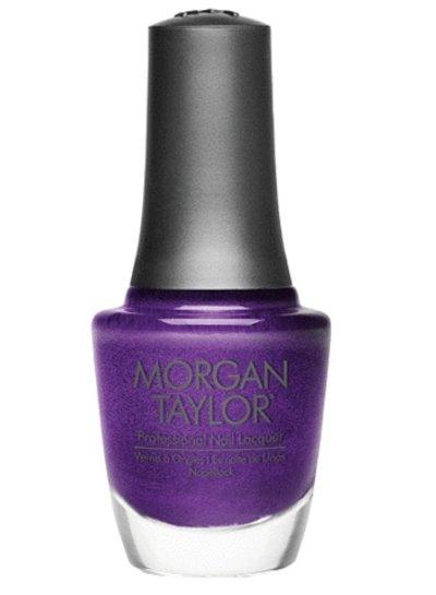 MORGAN TAYLOR 50204 EXTRA PLUM SAUCE
