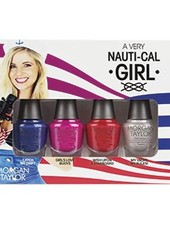 MORGAN TAYLOR 4 PC MINI A VERY NAUTI-CAL GIRL